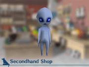 Weird Alien