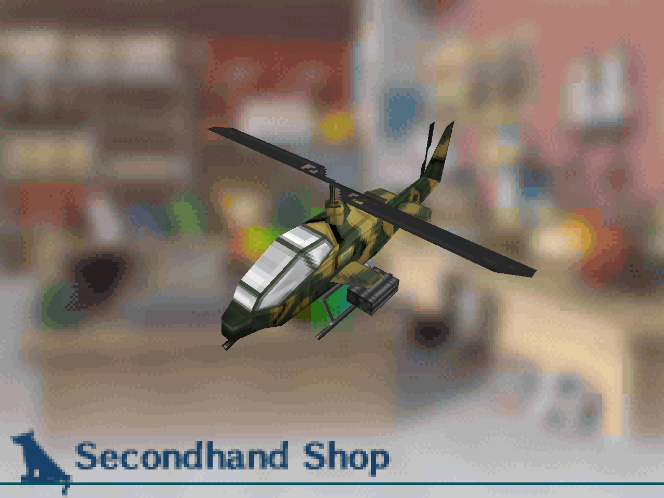 Combact Copter