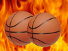 Hot Basketballs