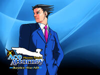 Phoenix Wright wallpaper