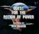 Quest For the Potion of Power