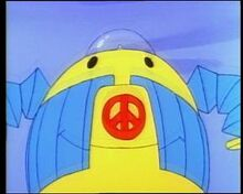 Peace-Keeping Robot