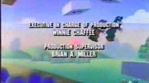 Super Mario Bros 3 Cartoon Ending Credits
