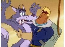 Werewolf with Simon