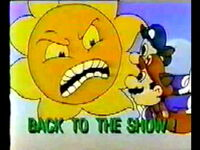 VGM-Back To the Show-Mario, Luigi, and the Sun