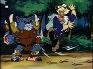 Simon and Moblin Cap N