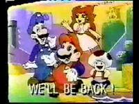 VGM-We'll Be Back-Mario, Luigi, Toad, and Princess Toadstool