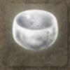 White Ochoko Cup
