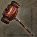Warrior Monk's Hammer