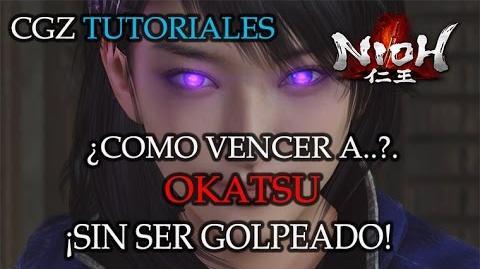 ¡Como Vencer a Okatsu Sin Ser Golpeado! - Título- Triturador de Okatsu 😱