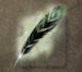 Raven Tengu Feather