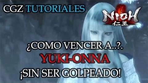 ¡Como Vencer a Yuki Onna Sin Ser Golpeado! - Título- Triturador de Yuki Onna 😱