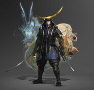 Date Masamune Artwork