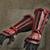 Sanada Crimson Armour Kote