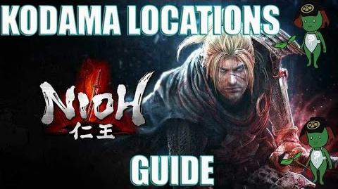 Nioh Yokai Country Kodama Location Guide