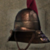 Western Warlord's Armour Kabuto