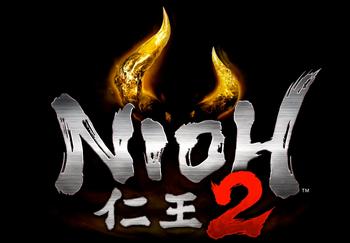 Nioh 2 Title