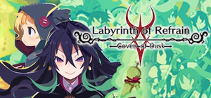 Labyrinth of Refrain Coven of Dusk Logo