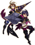 LoRCoD Aster Knight