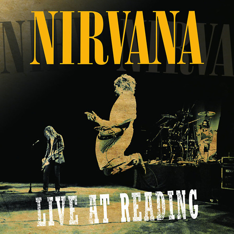Nirvana Live At Reading By Wedopix D3apc0f