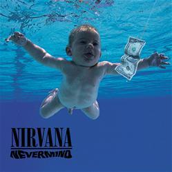 NirvanaNevermindalbumcover