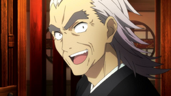 Raku's Father