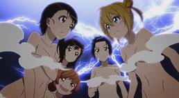 Nisekoi OVA 3