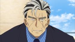 Marika's father