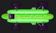 Green hotdot mobile