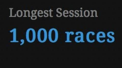 1K Race Session But It's Only 18 Races