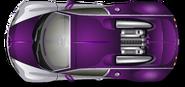 Purple Buggani