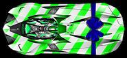 Green lamborgotti xmaxx