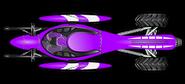 Purple Kringle 5000