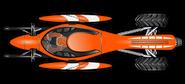 Orange Kringle 5000