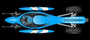Blue Kringle 5000