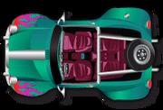 Teal b-buggy