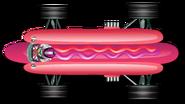 Pink Hotdog Mobile