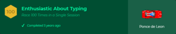 Enthusiastic About Typing V3