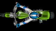 Green EZ Rider