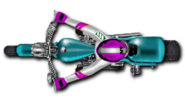 Blue EZ Rider