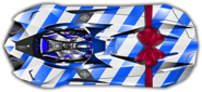 Blue lamborgotti xmaxx