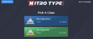 Pick a Class