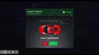 Lacan Hypersport Race! - Nitro Type - Sapphire