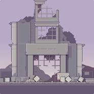 Nitrome Must Die broken towers
