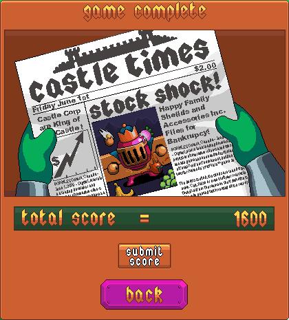 Castle Corp ending
