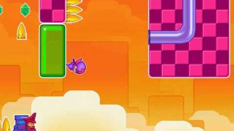 Nitrome - Headcase Level 8