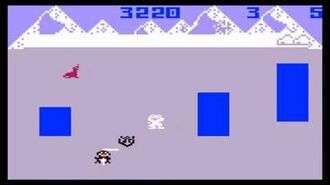 Thin Ice for the Mattel Intellivision