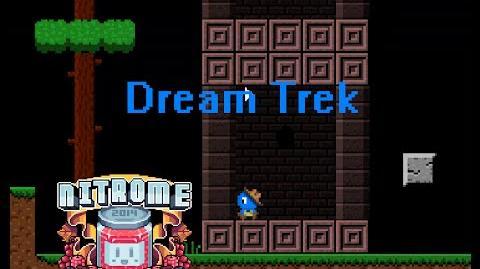 Nitrome Jam 2014 - Dream Trek walkthrough