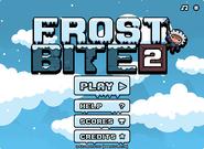 Frost Bite 2 menu
