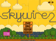 Skywire 2 menu